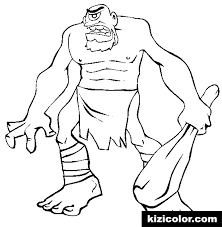 Cyclops cyclops is a mutant superhero who projects an optic blast. Cyclops Kizi Free Printable Super Coloring Pages For Children Coloring Pages