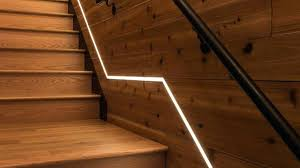 Under stairs lighting Handrail Indoor Stair Lighting Ideas Basement Stairway Ideas Amazing Nice Stair Wall Part Best Under Stairs On Dawncheninfo Indoor Stair Lighting Ideas Domproektinfo