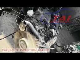 Nissan TD42 ENGINE, USED ENGINE ASSEMBLY, JAPANESE NISSAN TD42 ...