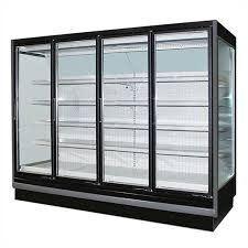 3 75m vertical remote multideck fridge commercial glass door refrigerator