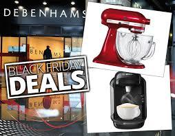 debenhams black friday 2017 uk deals