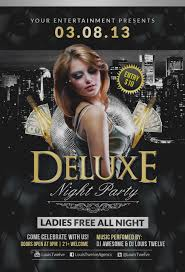 club flyer templates amazing club flyer templates free download 50 cool flyers party psd
