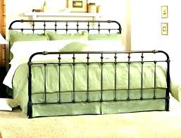 Wood And Wrought Iron Bed Frames Headboards Beds Decorating Awesome ...