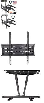 luxury tv wall mount bracket only t v and dual arm articulating swivel lcd led full with