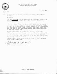 Air Force Recommendation Letter Sample Simple Site Map