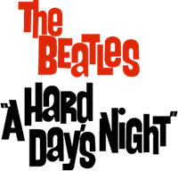 The Beatles a hard day's night Logo Vector (.EPS) Free Download