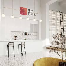 Modern Bar Restaurant Design Cgi Visualization