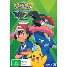 Pokemon - Season 19 Part 2 (The Series XYZ)