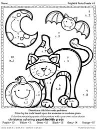 Coloring Pages For 4th Graders Houseofhelpccorg