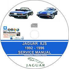 95 96 jaguar xjs shop manual electrical guide wiring diagrams 4 0 jaguar xjs 1992 1993 1994 1995 1996 service repair manual on dvd