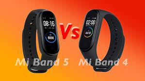 Xiaomi Mi Band 5 vs Mi Band 4: Review