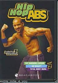 shaun t s hip hop abs level 2 3 full work outs by beach body