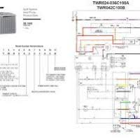 trane thermostat wiring diagram & name xl824_wiring_diagram jpg trane xe 1100 wiring diagram at Trane Xe 1200 Wiring Diagram