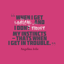 Angelina Jolie Quotes About Trust