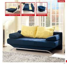 Sofa Bedroom Furniture Croma Convertible Sofa Bed Blue Yellow 86000 Furniture