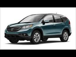 2017 Honda Cr V Color Chart 2014 Honda Crv Colors Hagerstown Honda Youtube