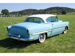 1954 Chevrolet Bel Air for Sale   ClassicCars.com   CC-1010389
