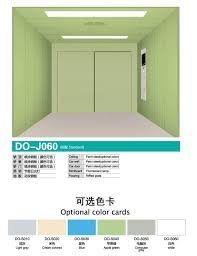 freight elevator. safe and comfortable high quality mrl freight elevator / lift