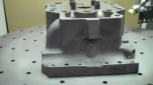 Clemco Industries Blast Cabinets Mod U Blast Automated Blast Cabinet Youtube