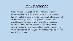 Crime Scene Photographer Jordan Chin Sang 11 10 Ppt Download