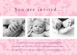sle invitation for baby naming ceremony naming ceremony invitation cards design free luxury free baptism