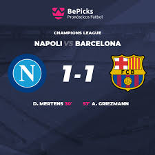 Preview and stats followed by live barcelona vs napoli. Napoli Vs Barcelona Predictions Preview And Stats