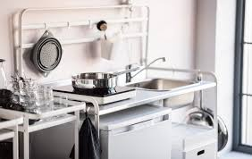 Ikea Kitchen Fix A Small Space Kitchen On A Budget