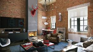 Attractive Loft Apartment With An Interior Design Made By Pavel Vetrov New Loft Apartment Interior Design