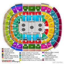 3d Seating Chart San Jose Sharks Qualified Sharks Game Seating Chart Sap Center Virtual