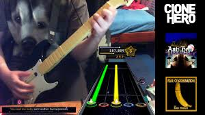 Clone Hero Charts Fear Of Domination The Bad Touch Bloodhound Gang Cover