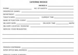 Download Catering Bill Invoice Template Catering Invoice Template 10 ...