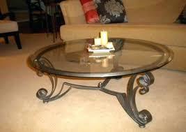 iron glass coffee table wonderful elegant wrought iron and glass coffee tables cle wrought iron coffee