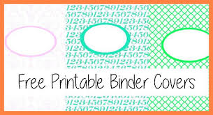 Free Printable Binder Covers Free Editable Printable Binder Covers Free Binder Cover Templates