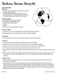 Reduce Reuse Recycle Lakeshore Learning Materials