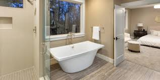 thin porcelain tile waterfall countertop edge