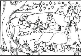 Bible Stories For Toddlers Coloring Pages Toddler Preschool Amazing