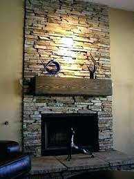faux stone fireplace surround kits great more fake diy