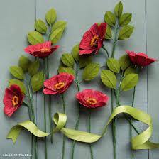 Paper Flower Images Crepe Paper Line Lia Griffith