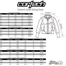 Cortech Jacket Sizing Chart Cortech Gx Air Series 2 Motorcycle Jacket At Bikebandit Com