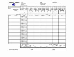 Baseball Statistics Spreadsheet Template Elegant Basketball