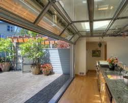 Best Glass Garage Door Roll Up Arachnova Picture Of Trends And For