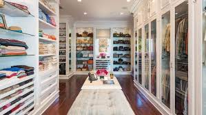 ... Interior Designs Medium Size Men's Walk-In Closet Luxury Closet On Walking  Closet ...