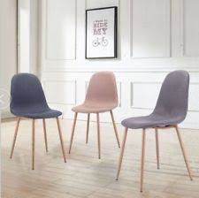 dining chairs set of 4 mid century modern side eames style chairs side chairs