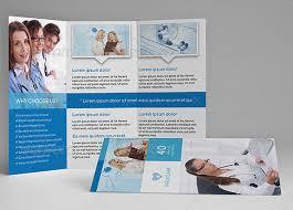 12 Free Premium Medical Brochure Templates Design Freebies