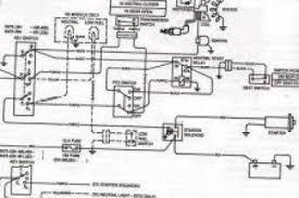 john deere l100 wiring diagram john wiring diagrams john deere lawn mower wiring diagram at John Deere 160 Wiring Diagram