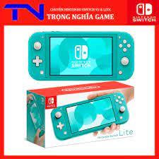 Máy Nintendo Switch Lite H.A.C.K full thẻ nhớ 128/256/512 GB – mới 100%  [tặng dán cường lực]