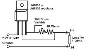 cr4 th 4 to 20 ma source circuit diagram try this circuit diagram it will work if you do as shown in the picture below