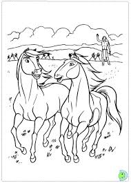Small Picture Spirit The Horse Coloring Pages GetColoringPagescom