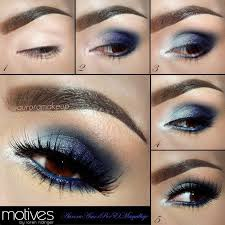 to mix and match with your dresses blue eye makeup is well liked but it s not simple as the first step choosing the blue tone may challenge you