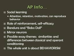 classical conditioning ppt 90 ap info